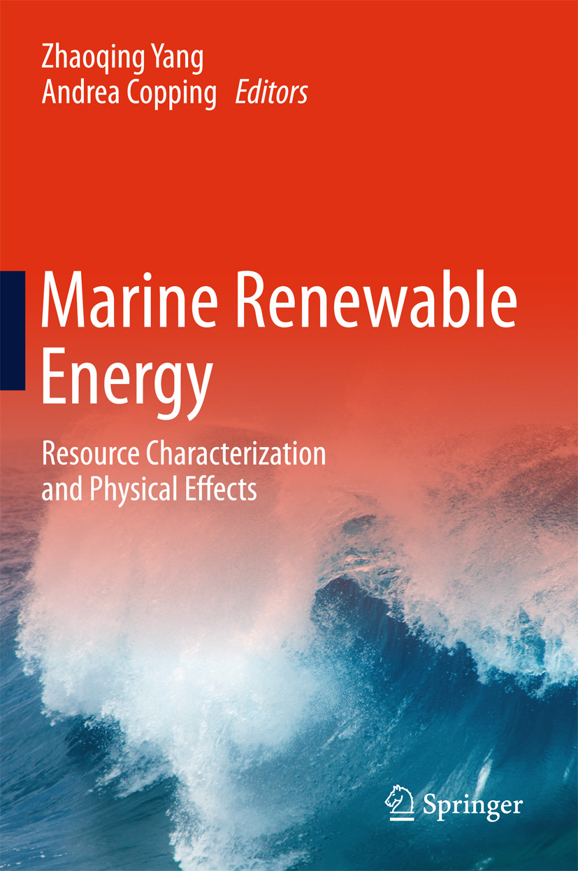 Copping, Andrea - Marine Renewable Energy, ebook