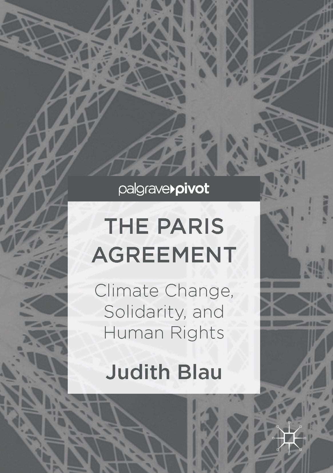 Blau, Judith - The Paris Agreement, ebook