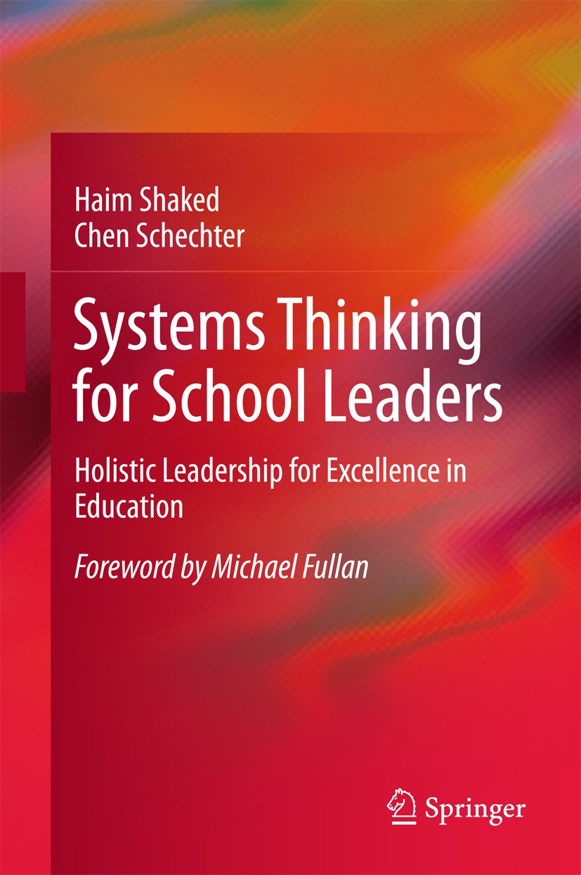 Schechter, Chen - Systems Thinking for School Leaders, ebook