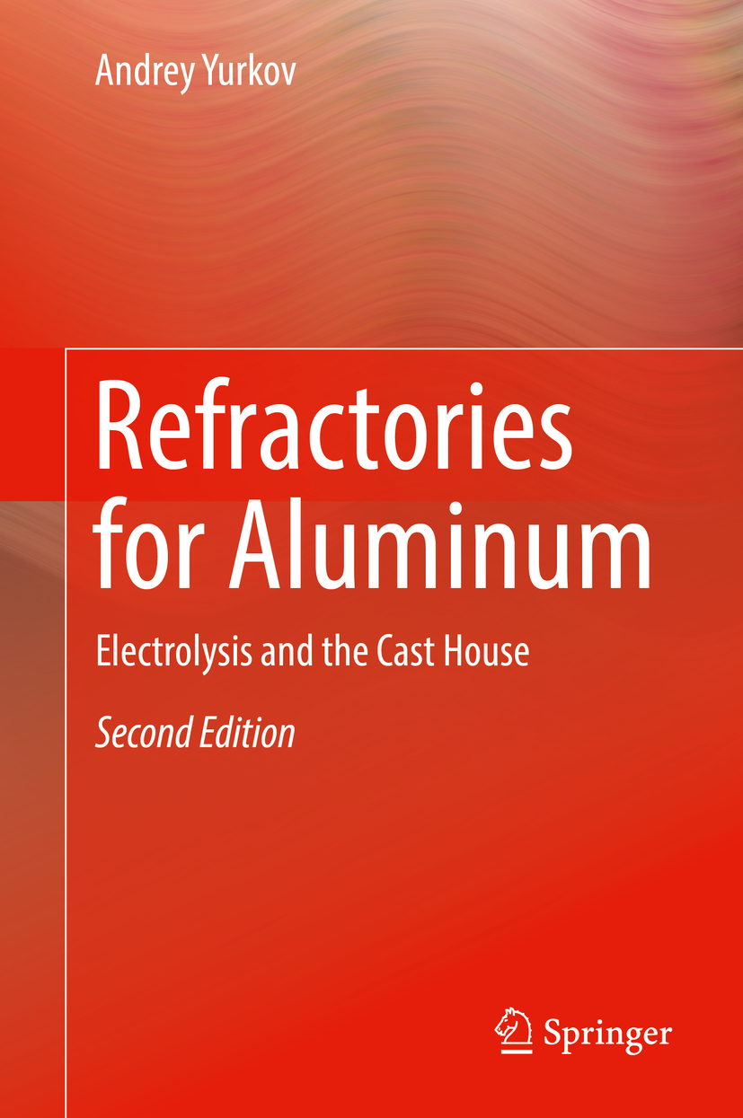 Yurkov, Andrey - Refractories for Aluminum, ebook