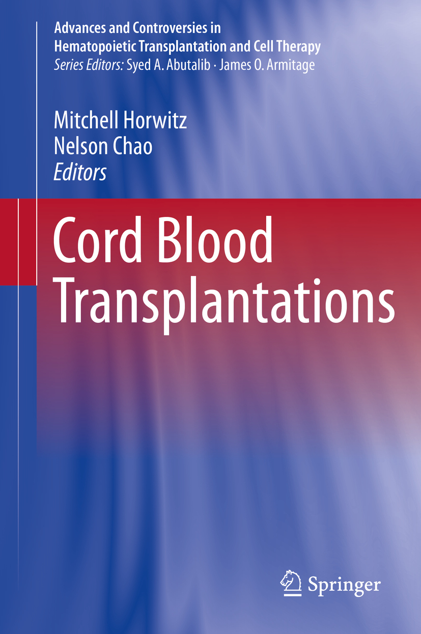 Chao, Nelson - Cord Blood Transplantations, ebook