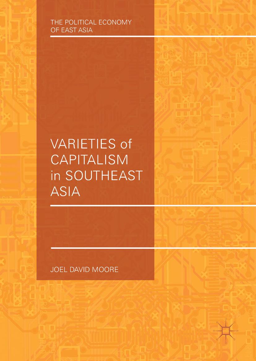 Moore, Joel David - Varieties of Capitalism in Southeast Asia, ebook