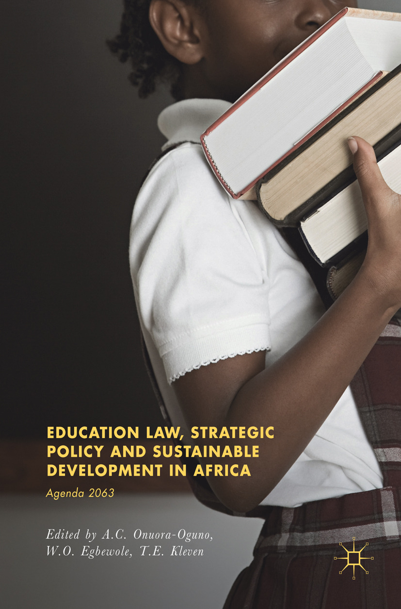 Egbewole, W.O. - Education Law, Strategic Policy and Sustainable Development in Africa, ebook