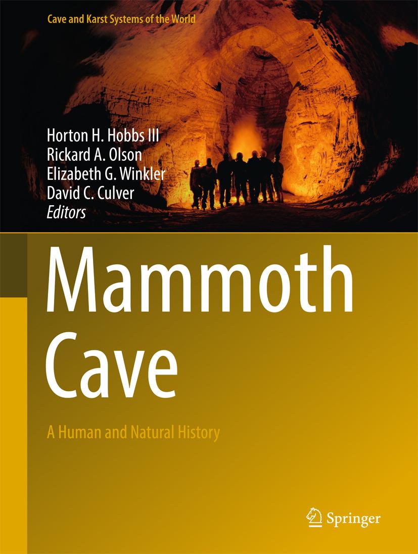 Culver, David C. - Mammoth Cave, ebook