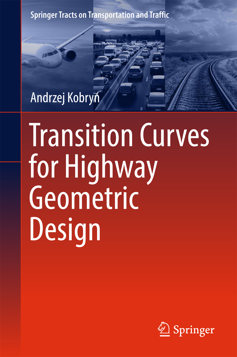 Kobryń, Andrzej - Transition Curves for Highway Geometric Design, ebook