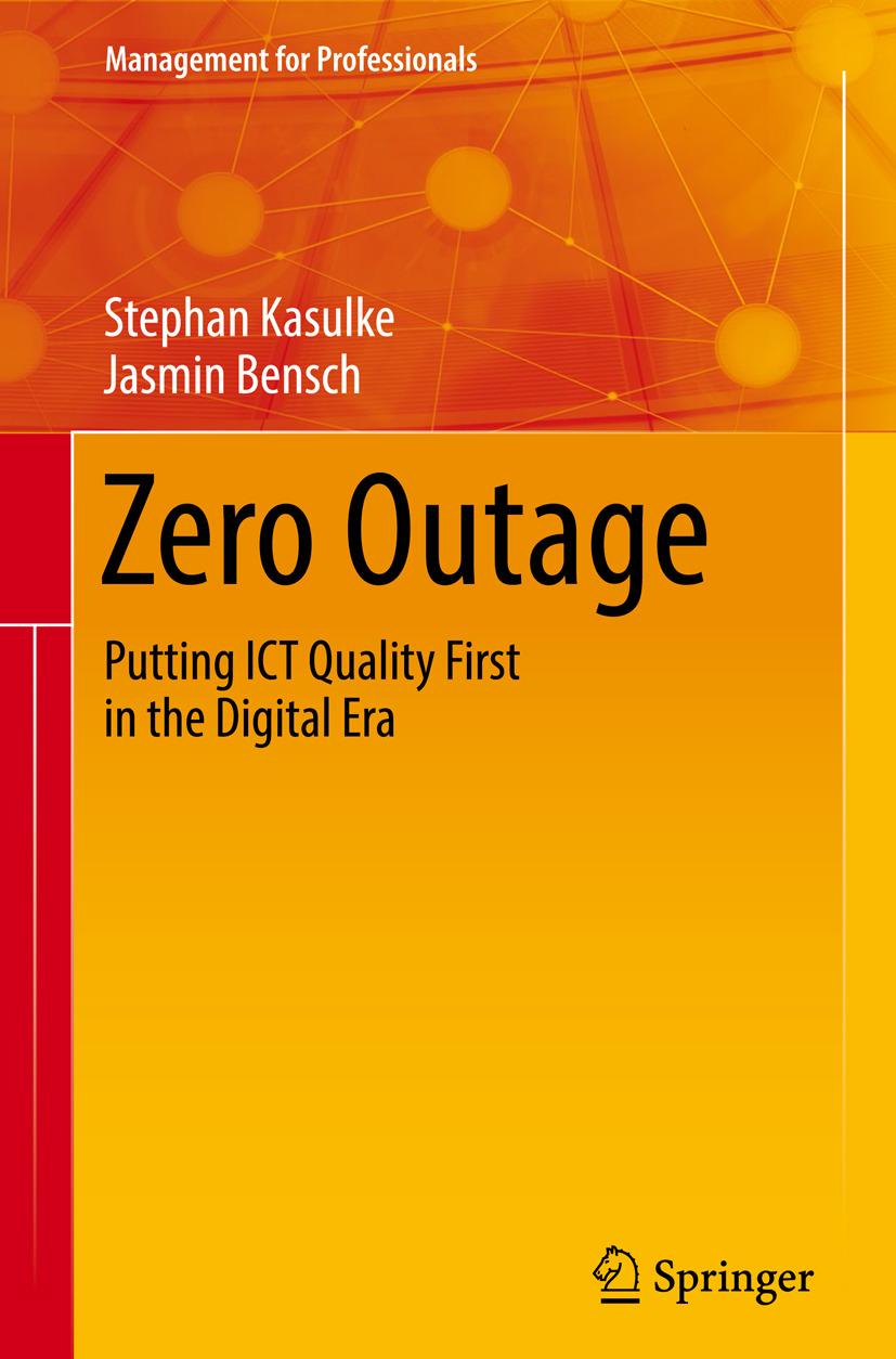 Bensch, Jasmin - Zero Outage, ebook