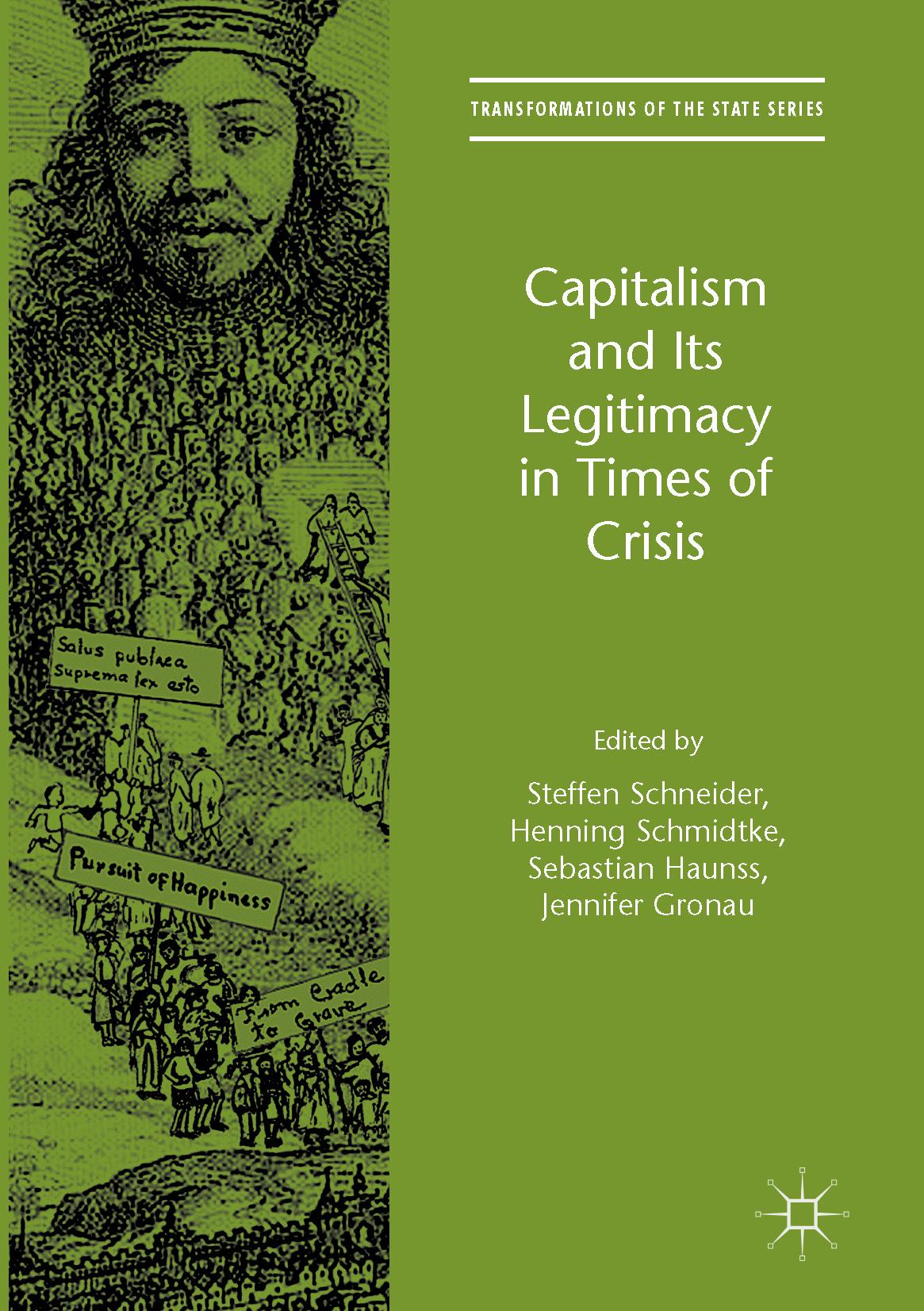 Gronau, Jennifer - Capitalism and Its Legitimacy in Times of Crisis, ebook