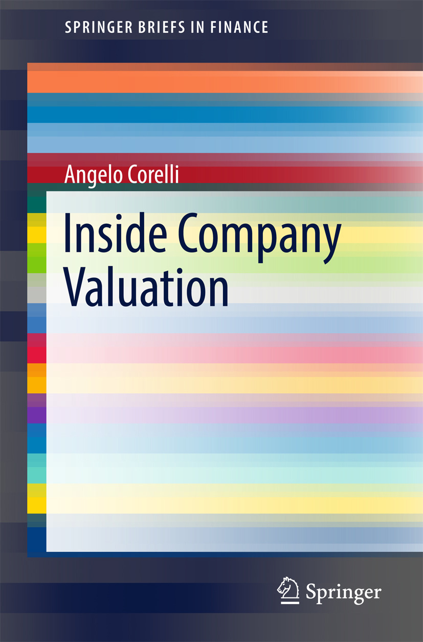 Corelli, Angelo - Inside Company Valuation, ebook
