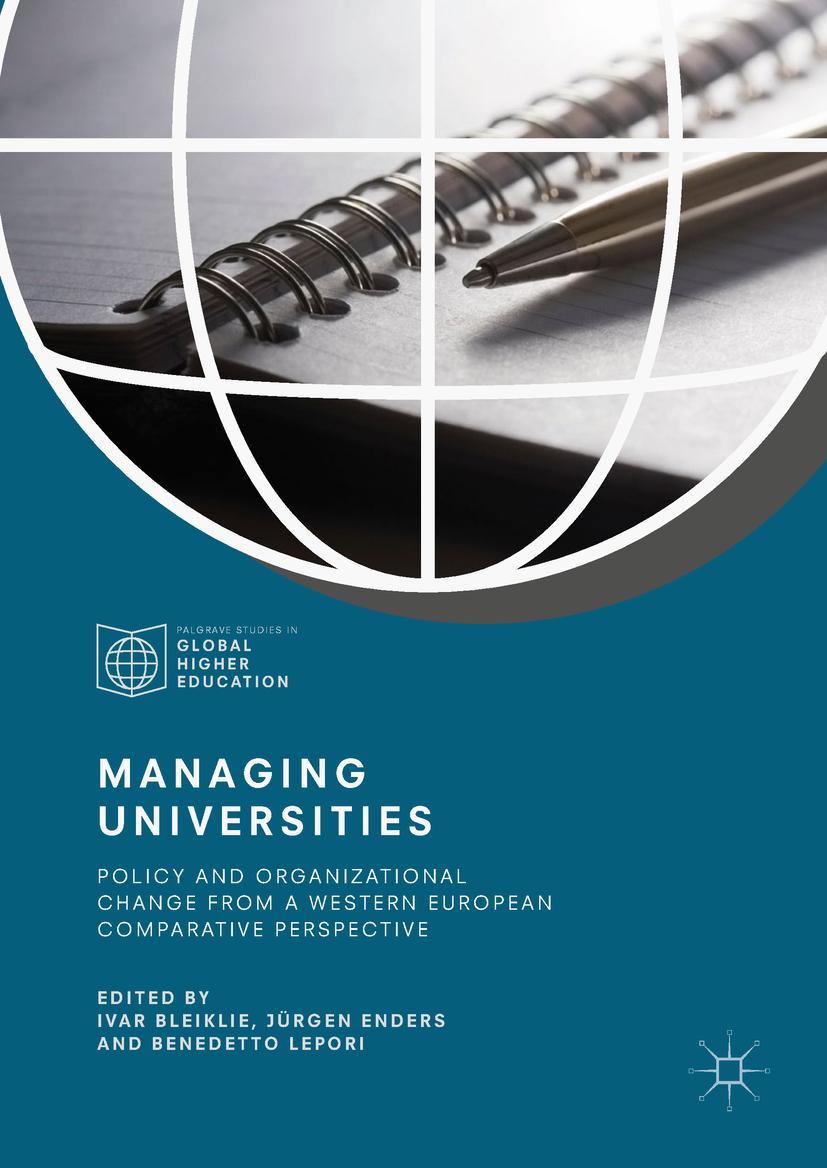 Bleiklie, Ivar - Managing Universities, ebook
