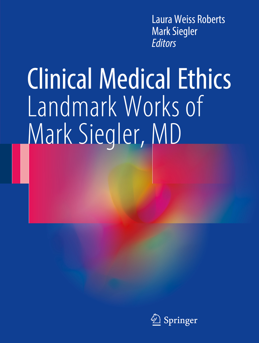 Roberts, Laura Weiss - Clinical Medical Ethics, ebook