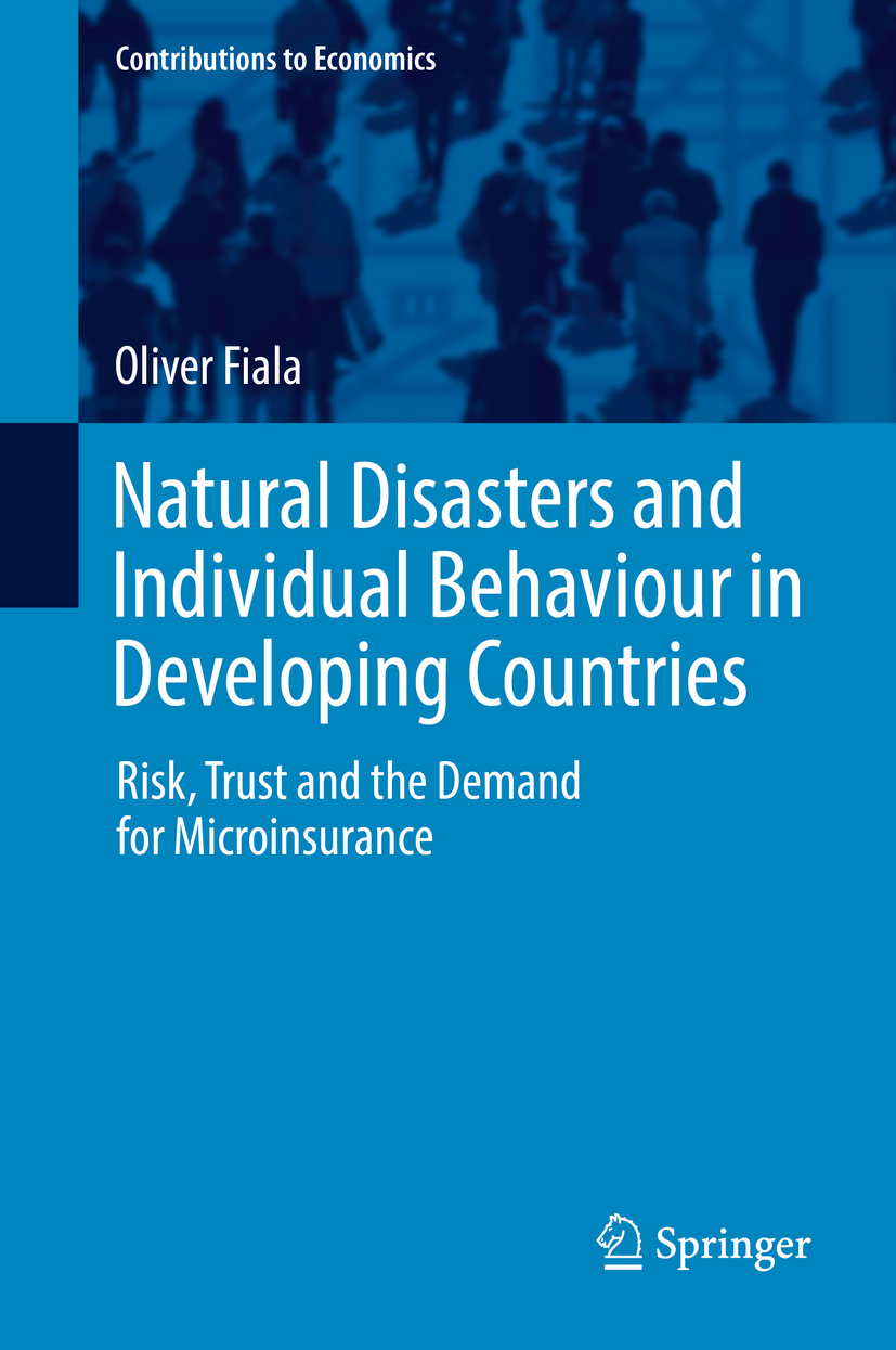 Fiala, Oliver - Natural Disasters and Individual Behaviour in Developing Countries, ebook