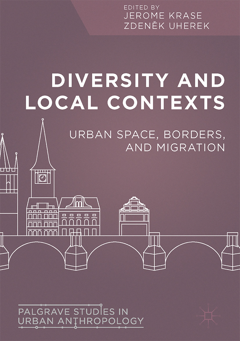 Krase, Jerome - Diversity and Local Contexts, ebook