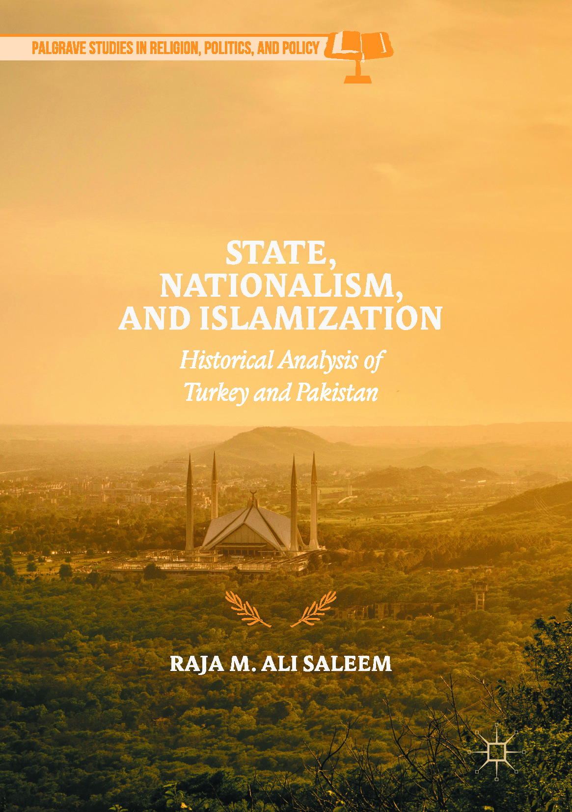 Saleem, Raja M. Ali - State, Nationalism, and Islamization, ebook