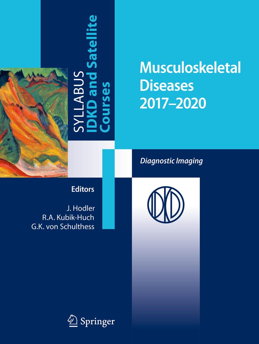 Hodler, Juerg - Musculoskeletal Diseases 2017-2020, ebook
