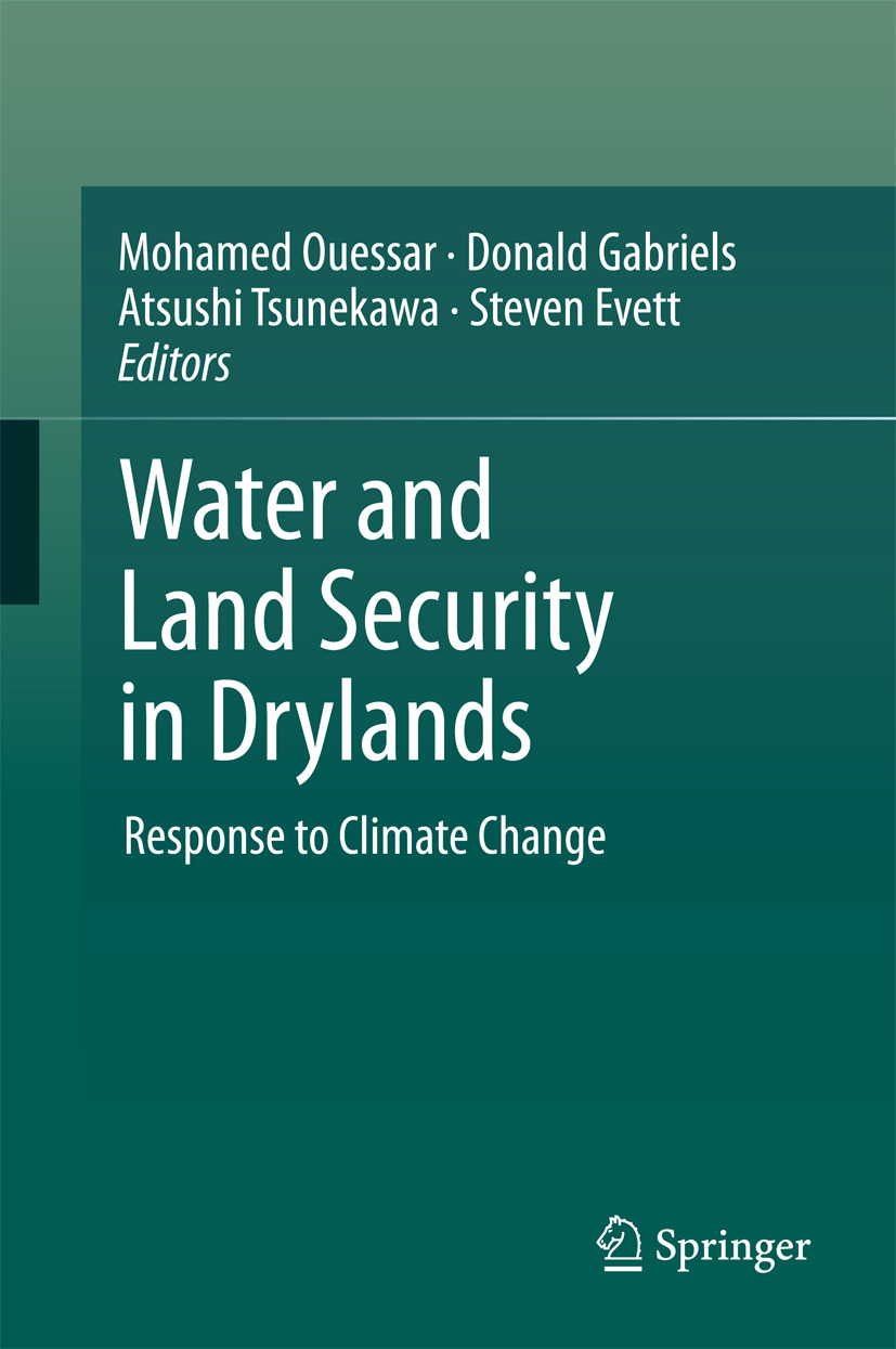 Evett, Steven - Water and Land Security in Drylands, ebook