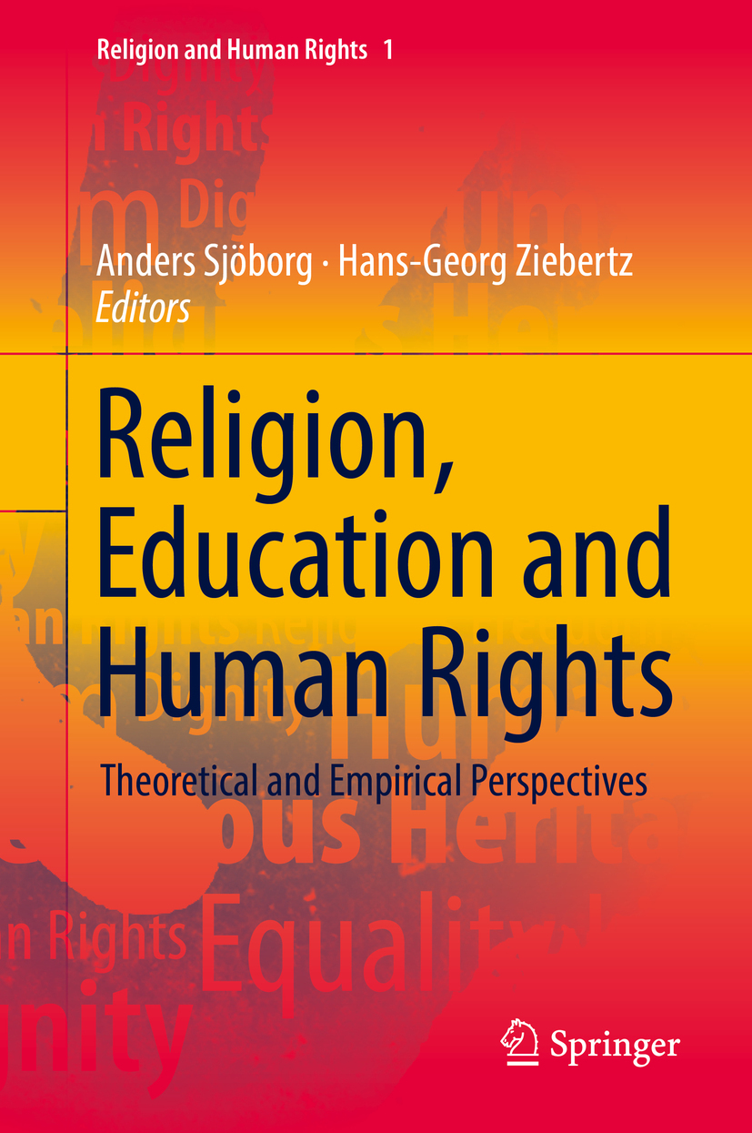 Sjöborg, Anders - Religion, Education and Human Rights, ebook