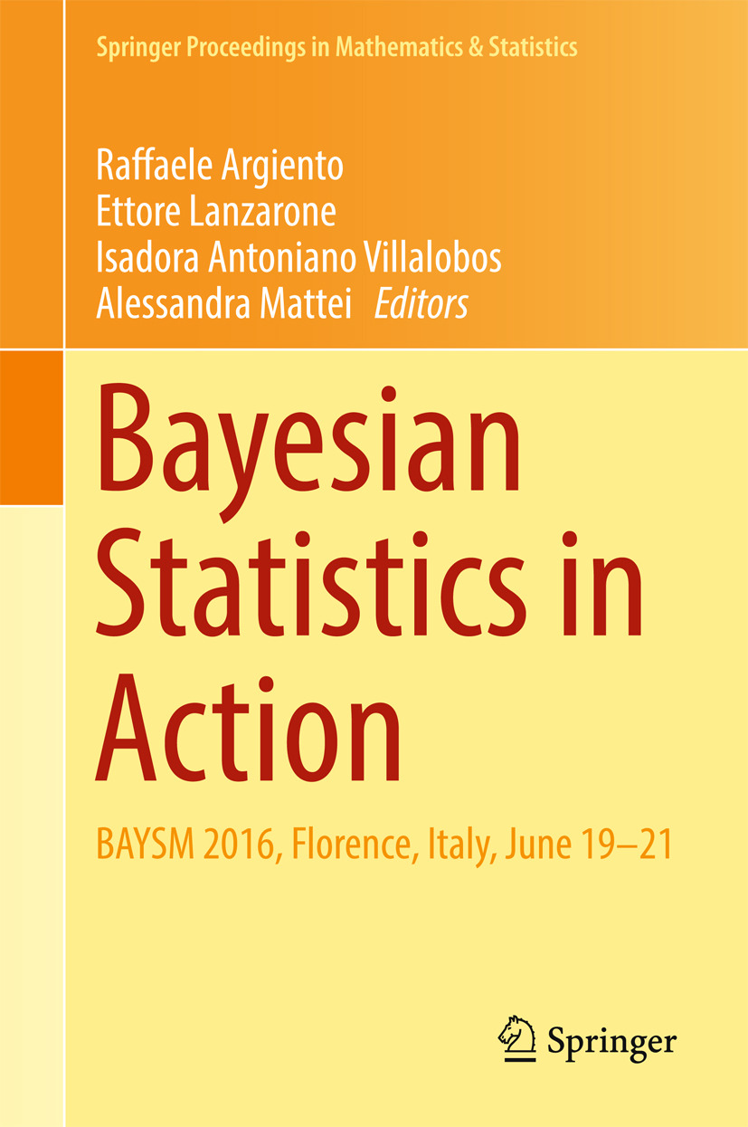Argiento, Raffaele - Bayesian Statistics in Action, ebook