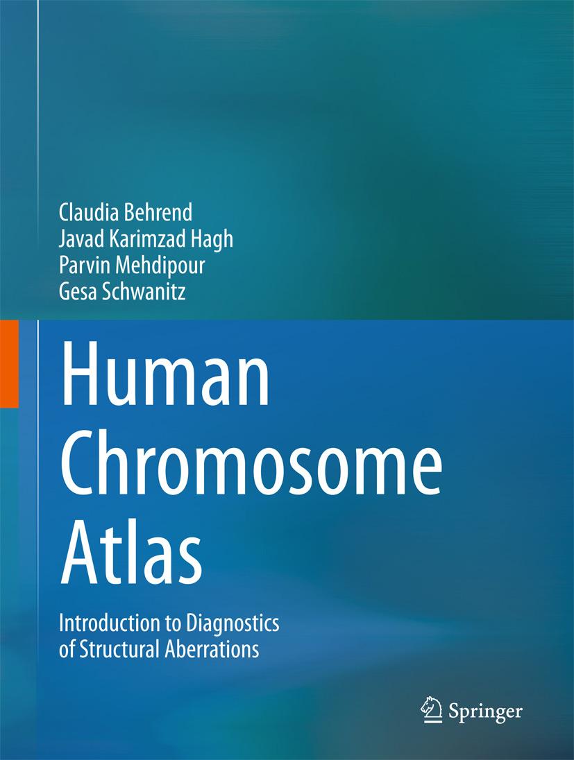 Behrend, Claudia - Human Chromosome Atlas, ebook