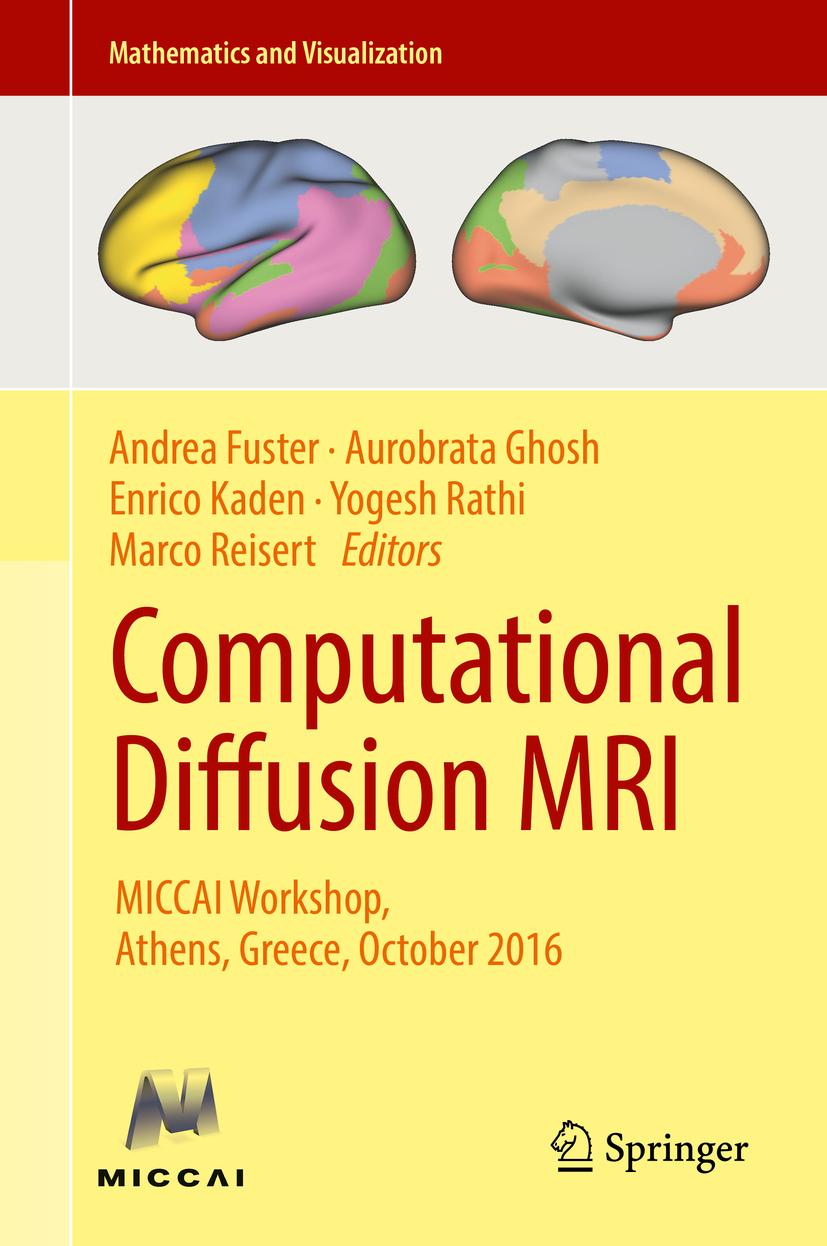 Fuster, Andrea - Computational Diffusion MRI, ebook