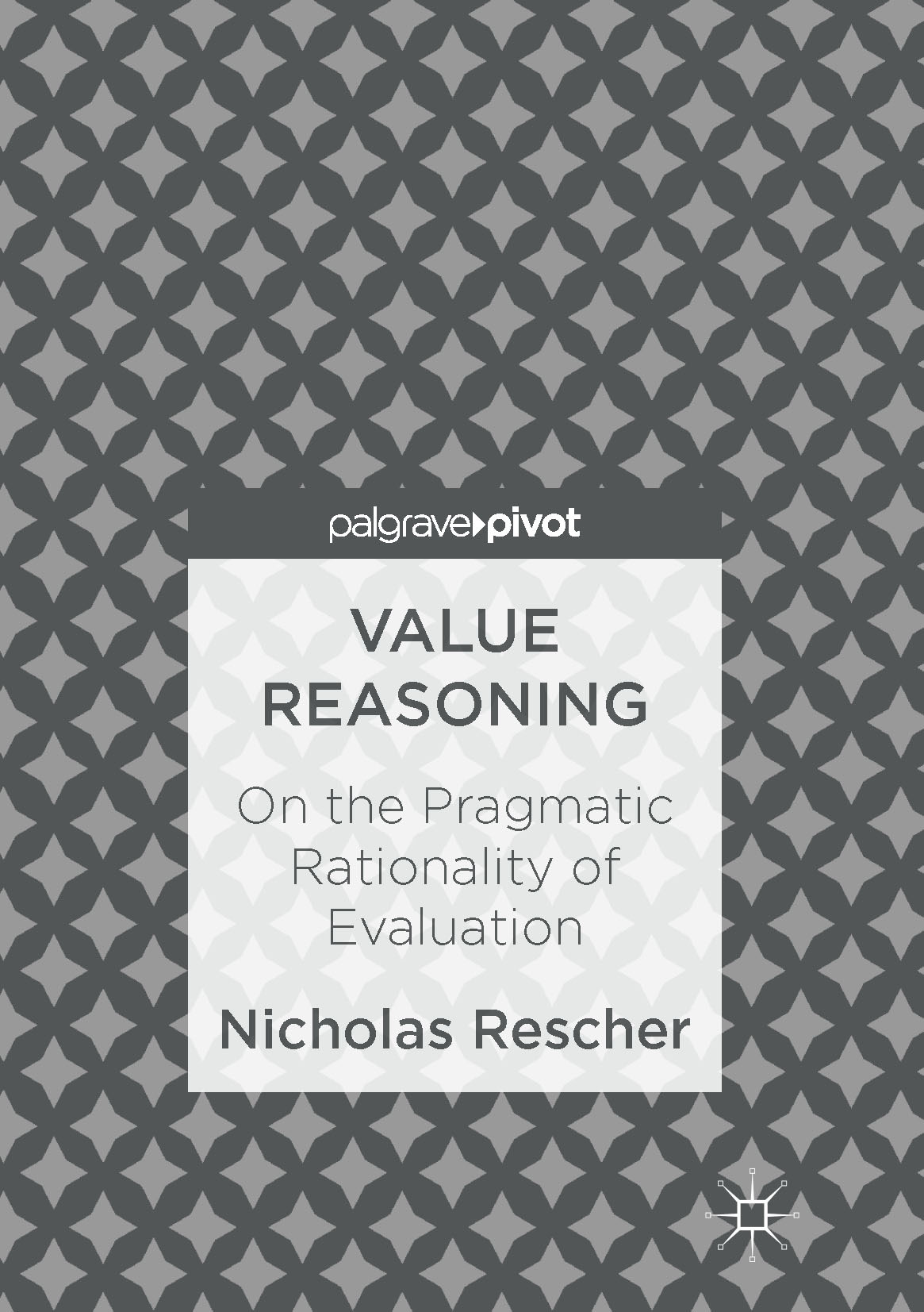 Rescher, Nicholas - Value Reasoning, ebook