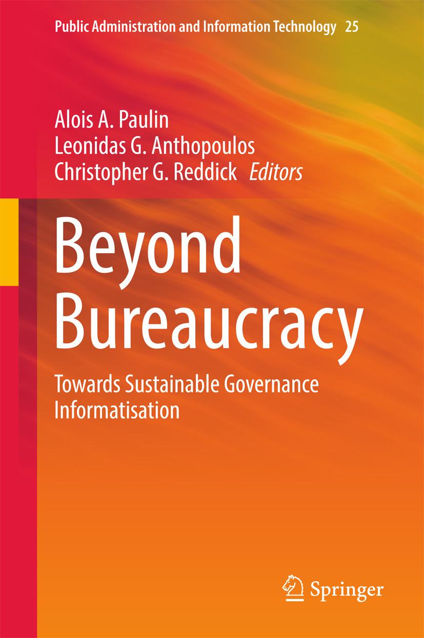 Anthopoulos, Leonidas G. - Beyond Bureaucracy, ebook