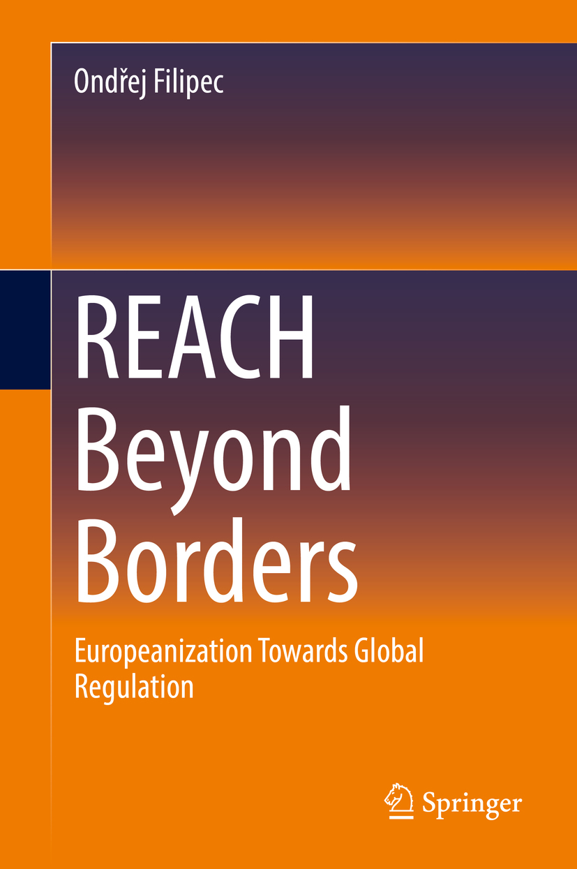 Filipec, Ondřej - REACH Beyond Borders, ebook