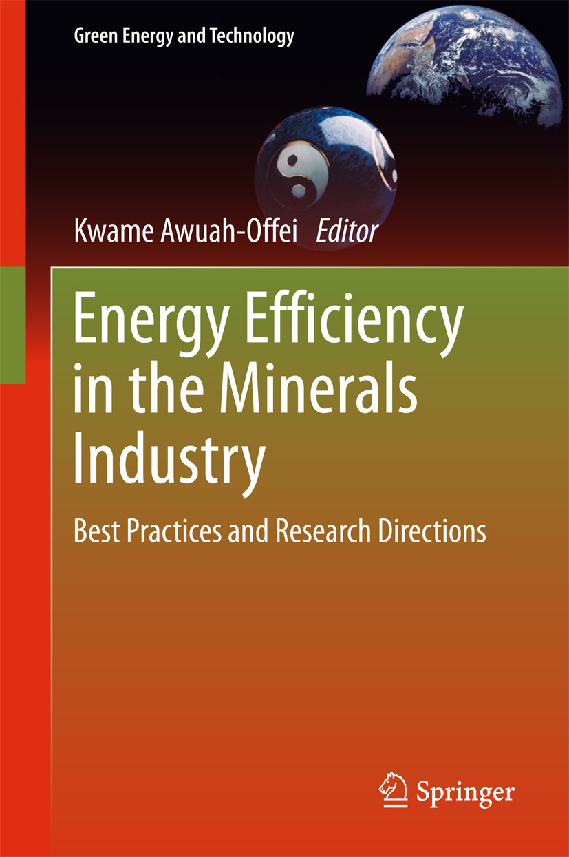 Awuah-Offei, Kwame - Energy Efficiency in the Minerals Industry, ebook