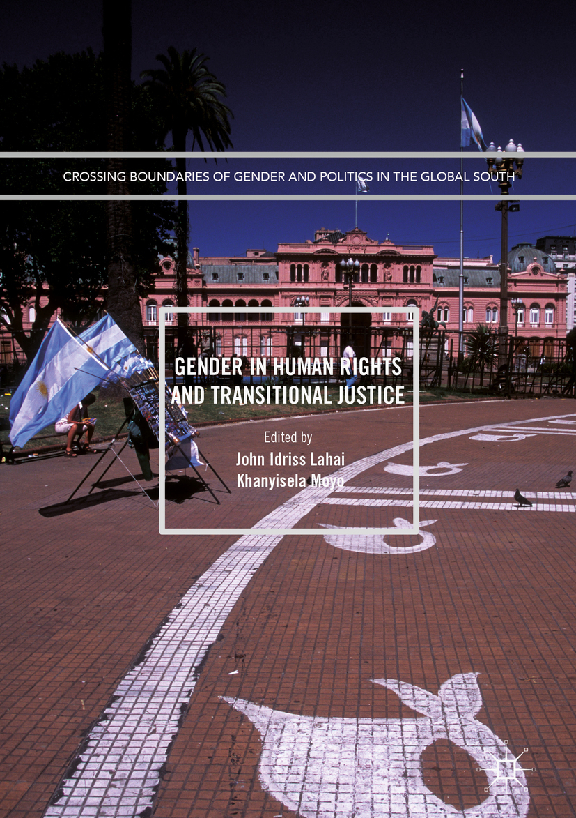 Lahai, John Idriss - Gender in Human Rights and Transitional Justice, e-bok