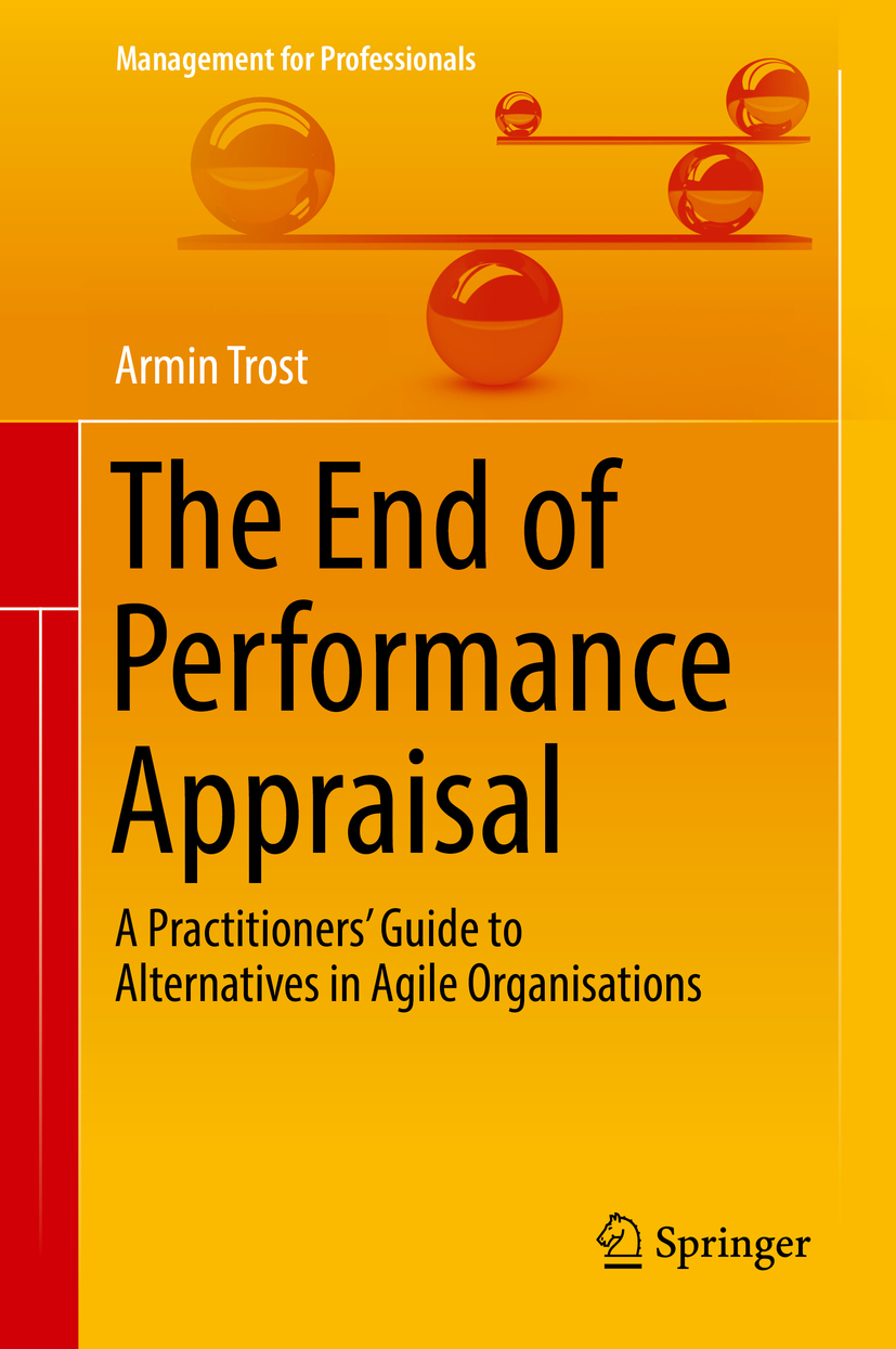 Trost, Armin - The End of Performance Appraisal, ebook