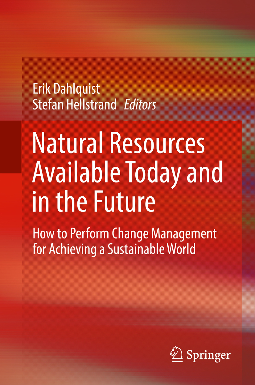 Dahlquist, Erik - Natural Resources Available Today and in the Future, ebook