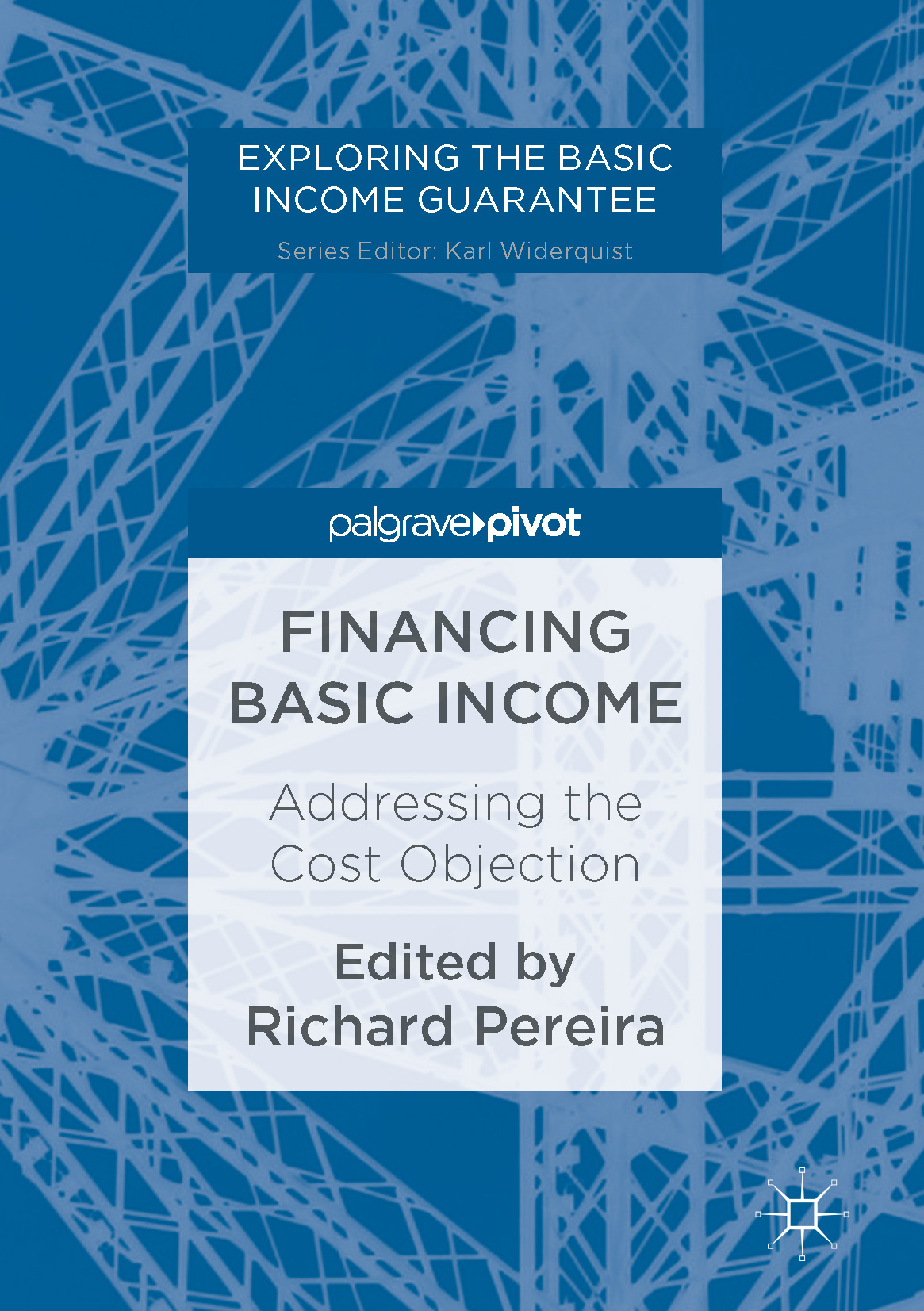 Pereira, Richard - Financing Basic Income, ebook