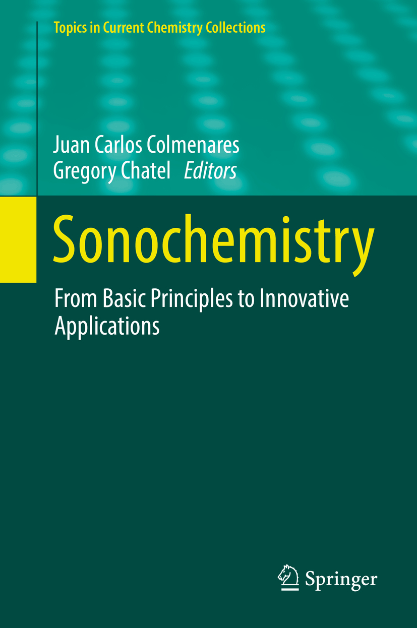 Chatel, Gregory - Sonochemistry, ebook