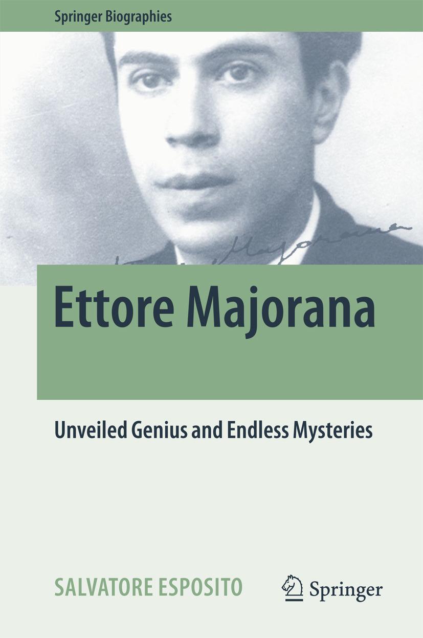 Esposito, Salvatore - Ettore Majorana, ebook