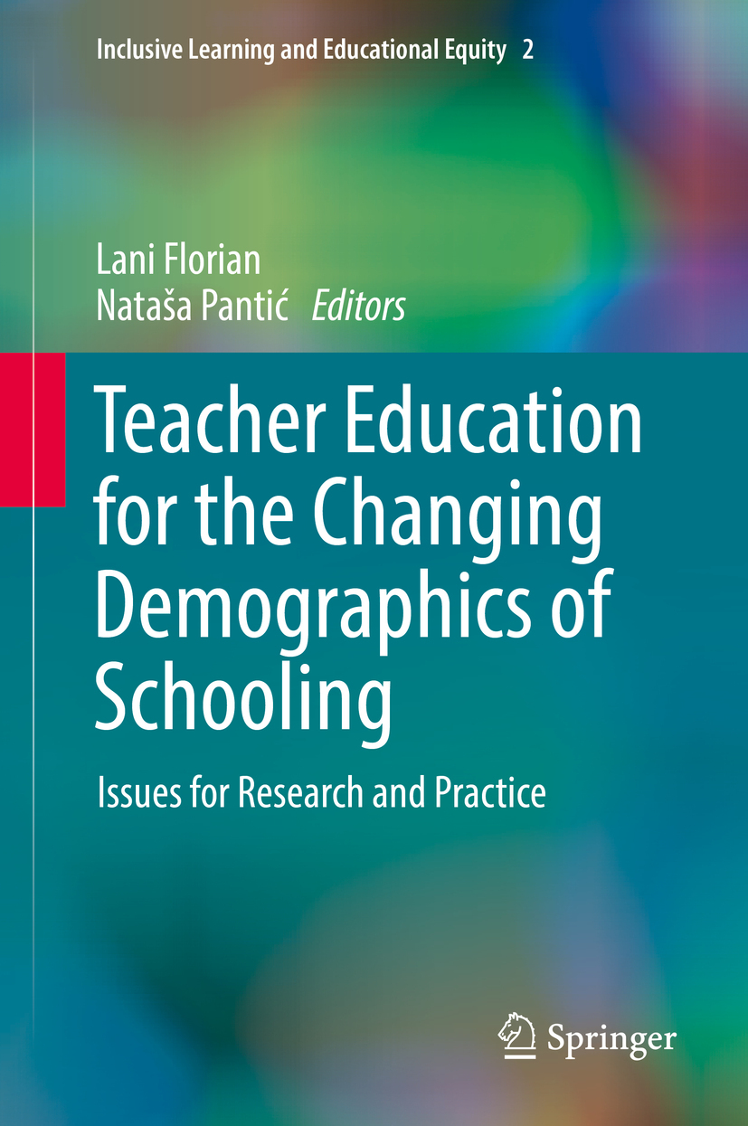 Florian, Lani - Teacher Education for the Changing Demographics of Schooling, ebook