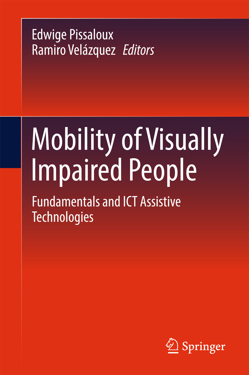 Pissaloux, Edwige - Mobility of Visually Impaired People, ebook
