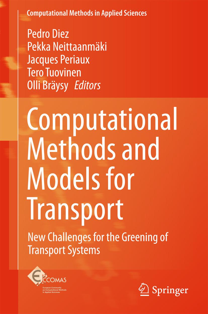 Bräysy, Olli - Computational Methods and Models for Transport, ebook