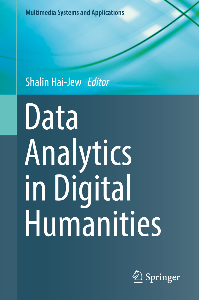 Hai-Jew, Shalin - Data Analytics in Digital Humanities, ebook