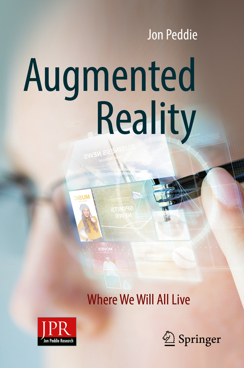 Peddie, Jon - Augmented Reality, ebook