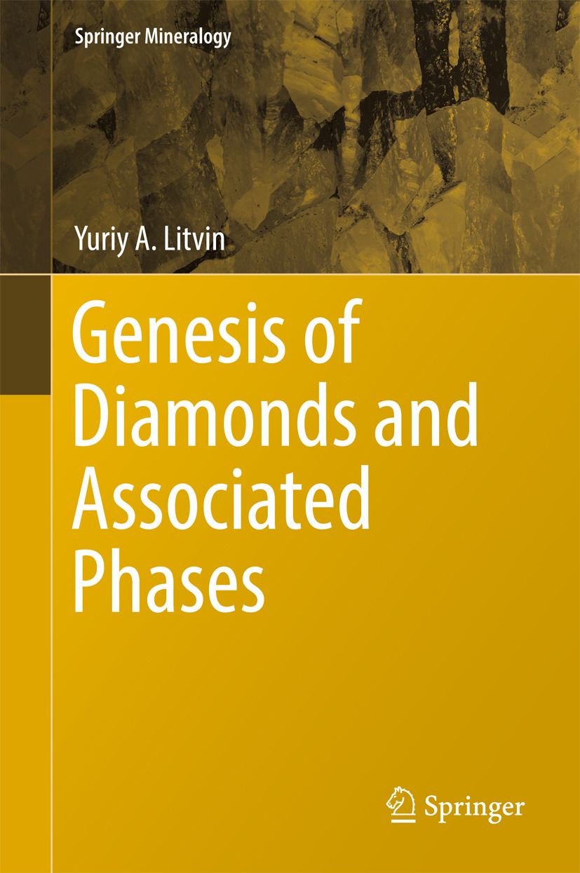 Litvin, Yuriy A. - Genesis of Diamonds and Associated Phases, ebook