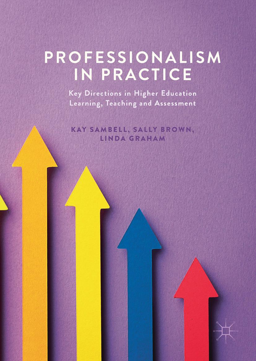 Brown, Sally - Professionalism in Practice, ebook
