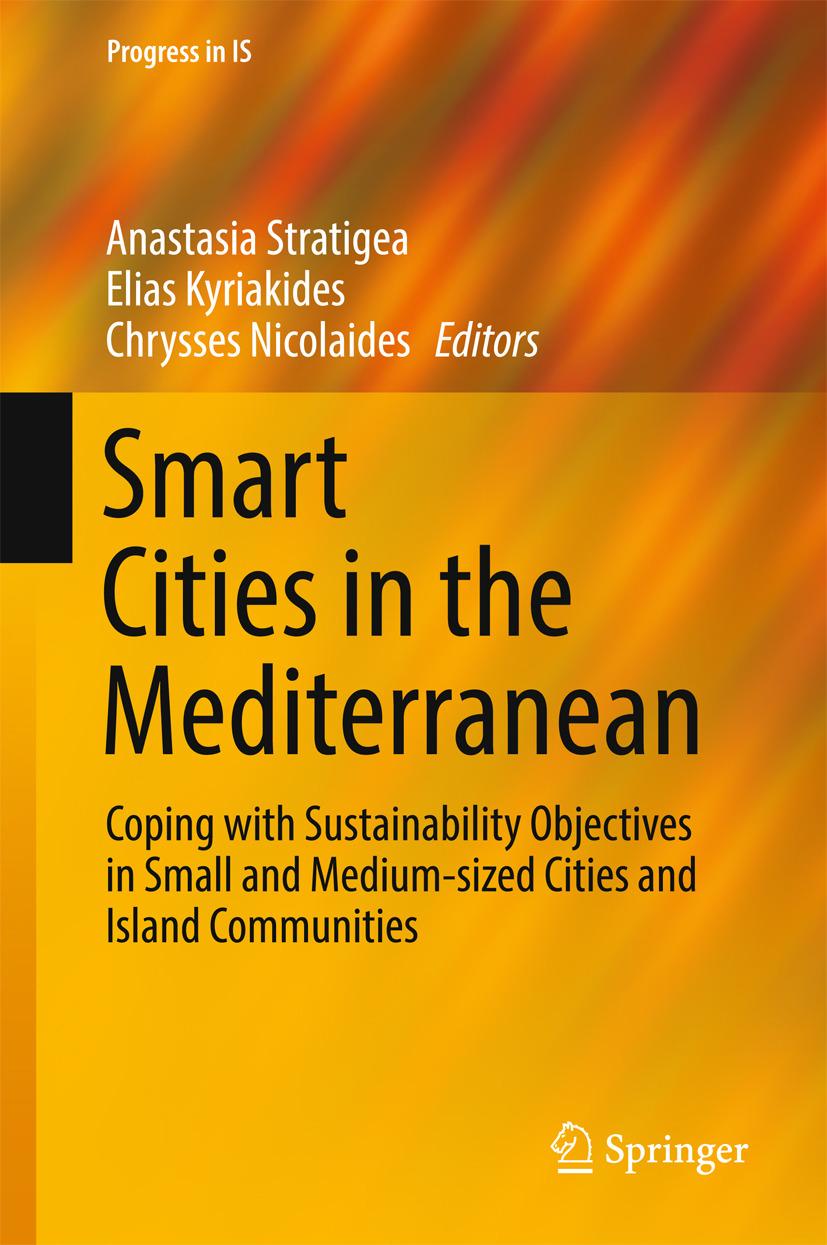 Kyriakides, Elias - Smart Cities in the Mediterranean, ebook