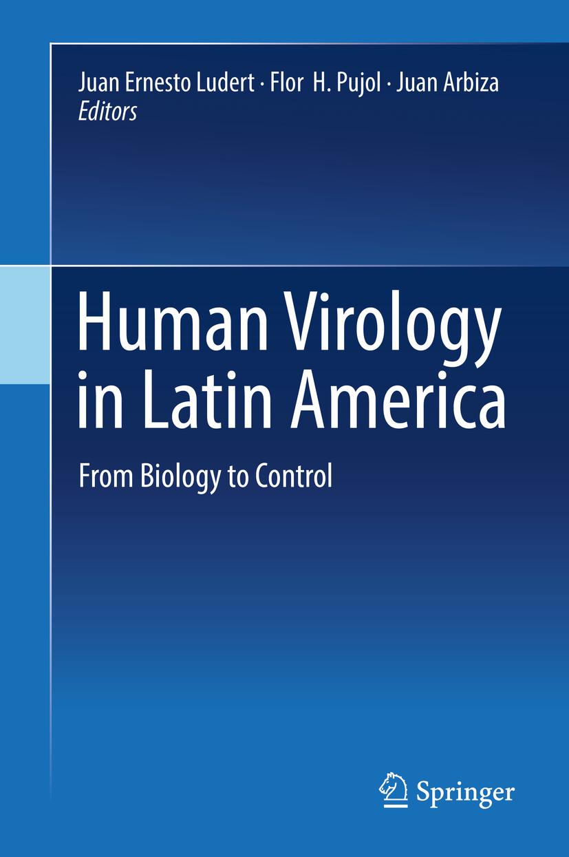 Arbiza, Juan - Human Virology in Latin America, ebook