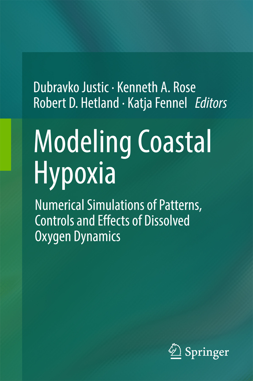 Fennel, Katja - Modeling Coastal Hypoxia, ebook