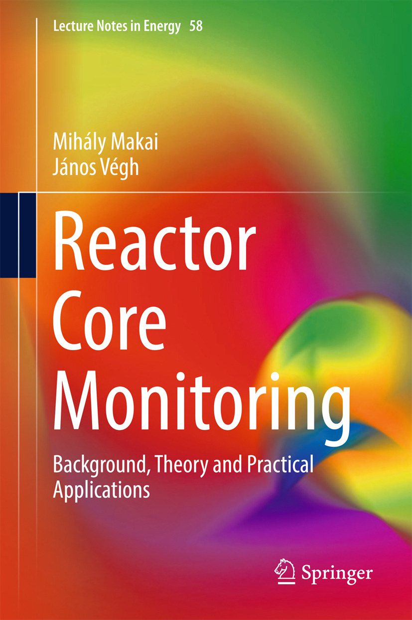 Makai, Mihály - Reactor Core Monitoring, ebook