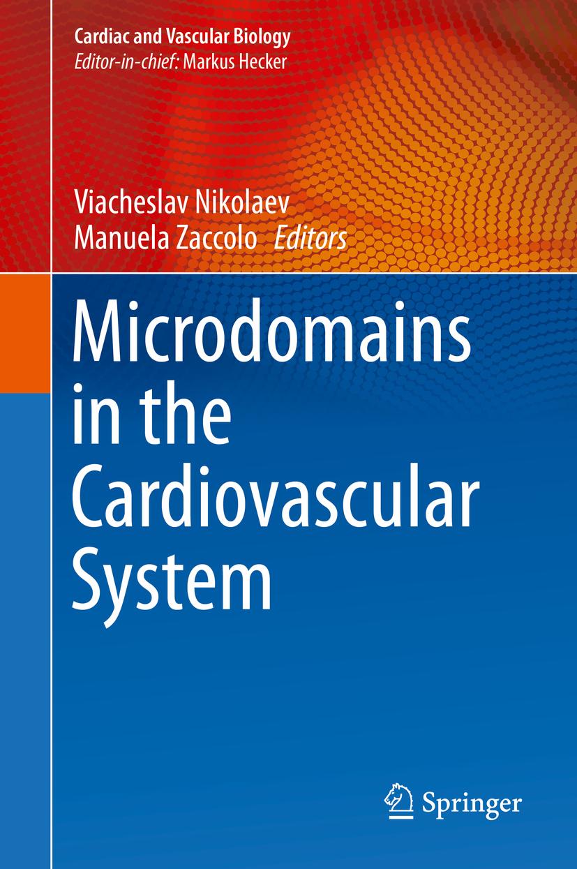 Nikolaev, Viacheslav - Microdomains in the Cardiovascular System, ebook
