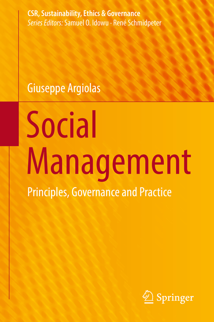 Argiolas, Giuseppe - Social Management, ebook