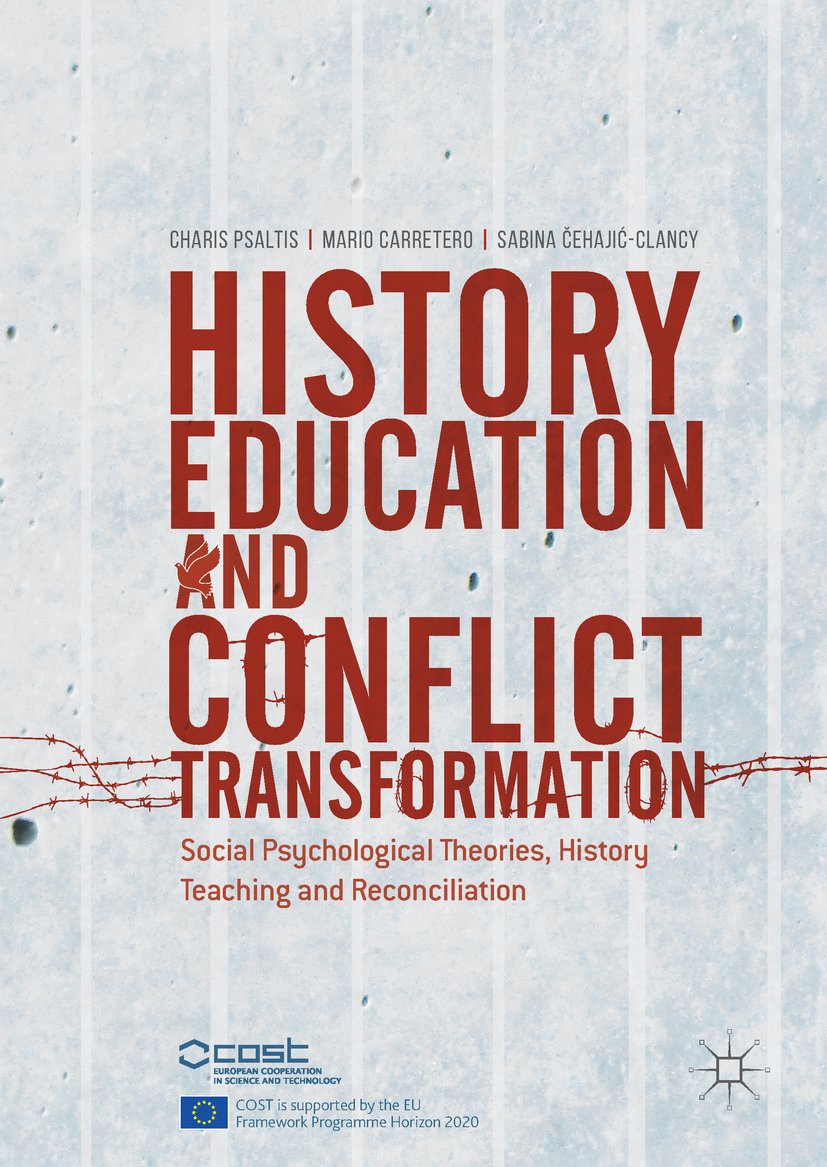 Carretero, Mario - History Education and Conflict Transformation, ebook