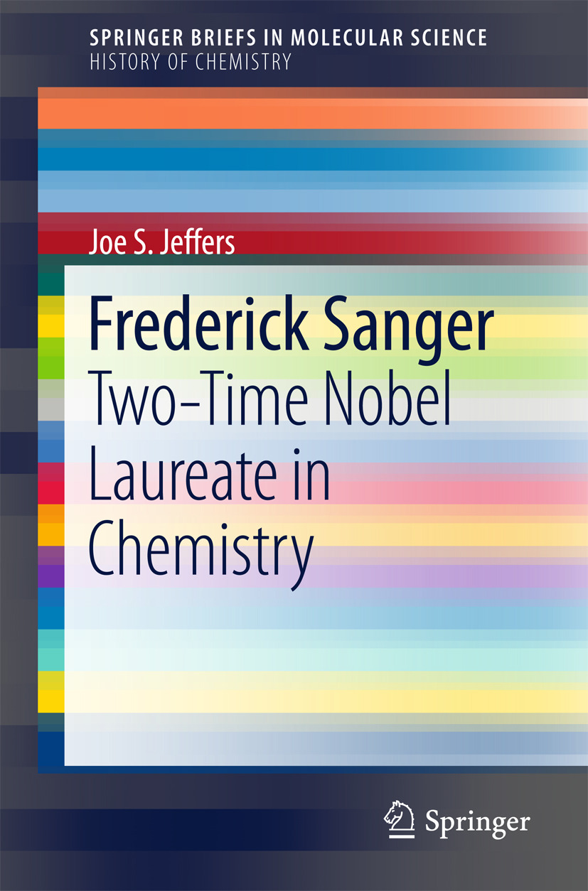 Jeffers, Joe S. - Frederick Sanger, ebook