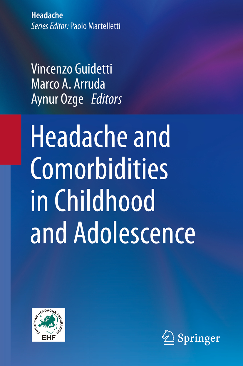 Arruda, Marco A. - Headache and Comorbidities in Childhood and Adolescence, ebook