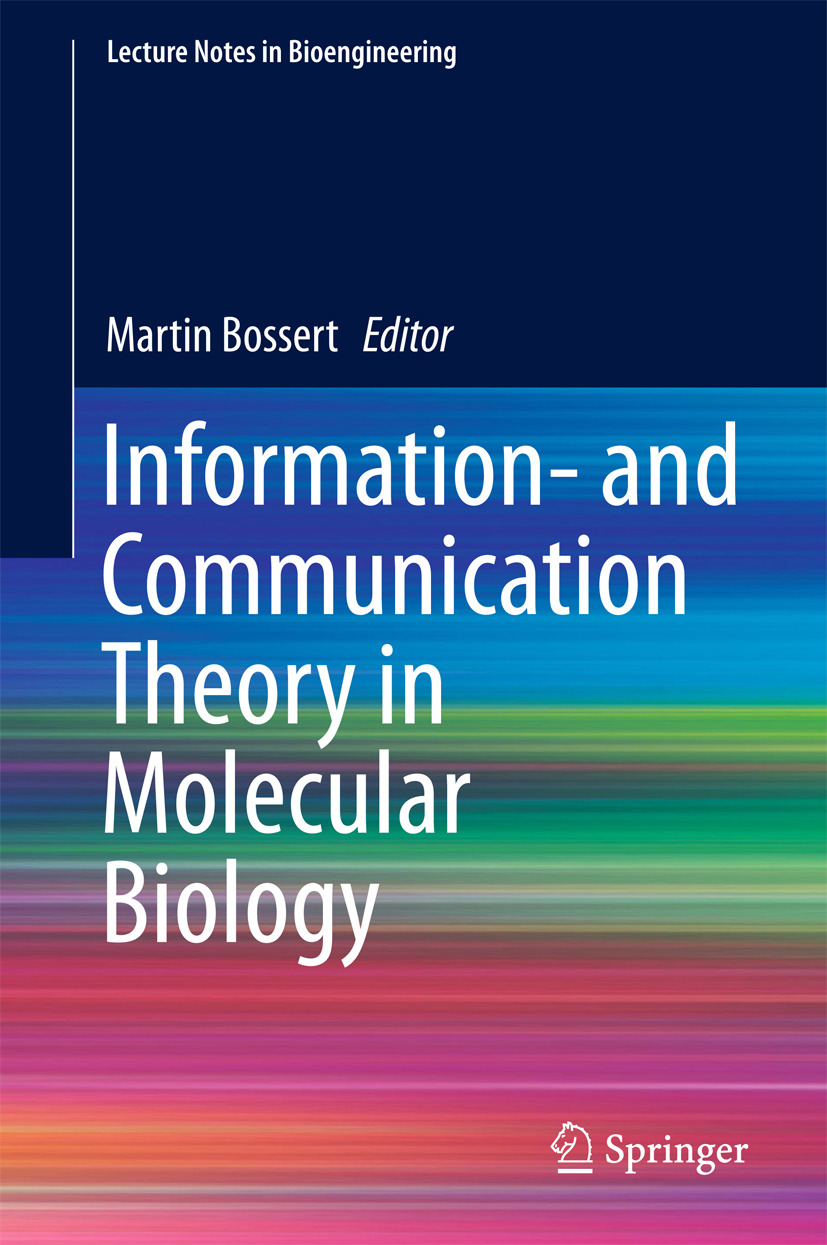 Bossert, Martin - Information- and Communication Theory in Molecular Biology, ebook